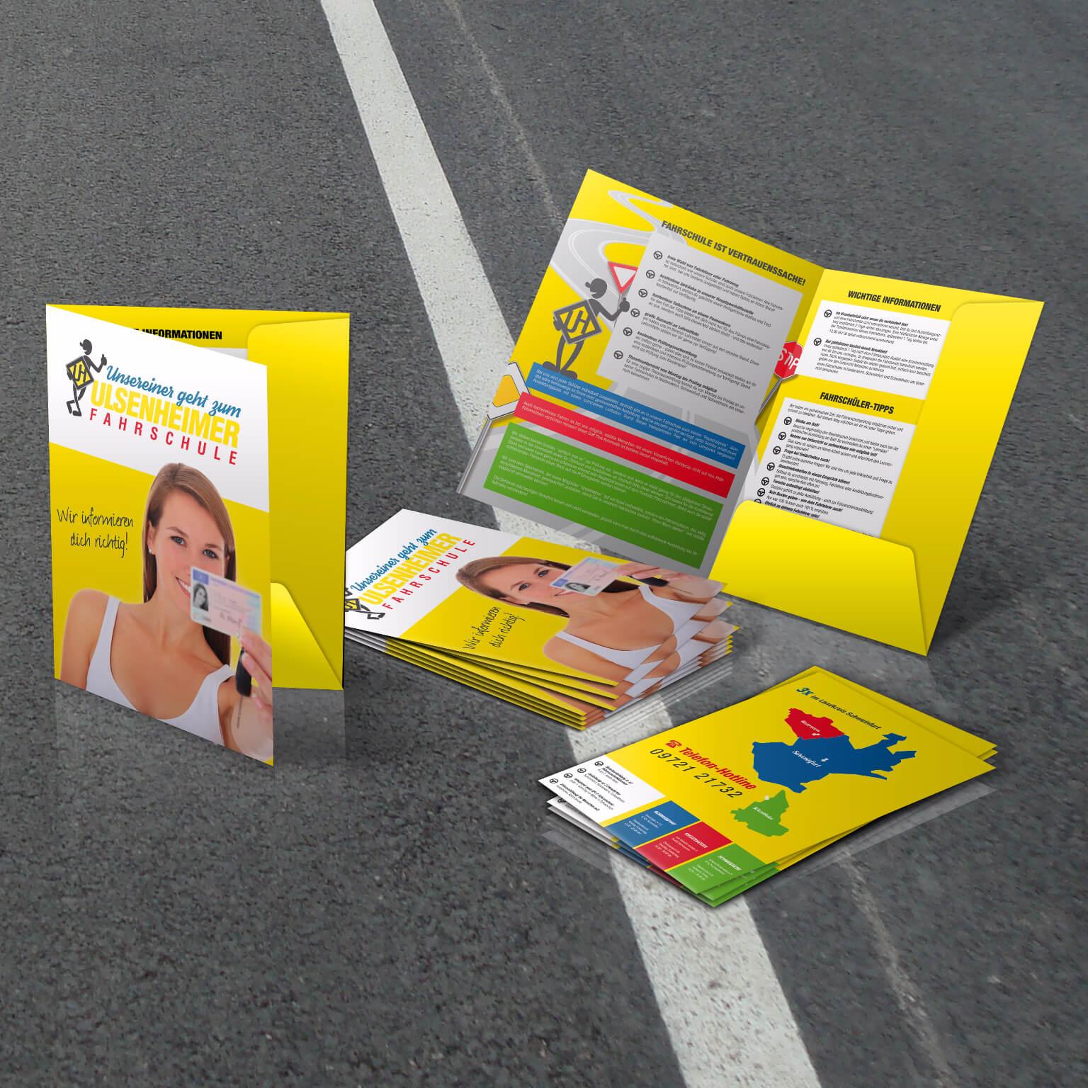 Referenzen galano werbeagentur schweinfurt for Mappe produktdesign