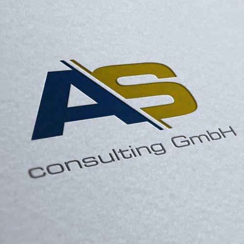 Logo Design und Erstellung AS Consulting