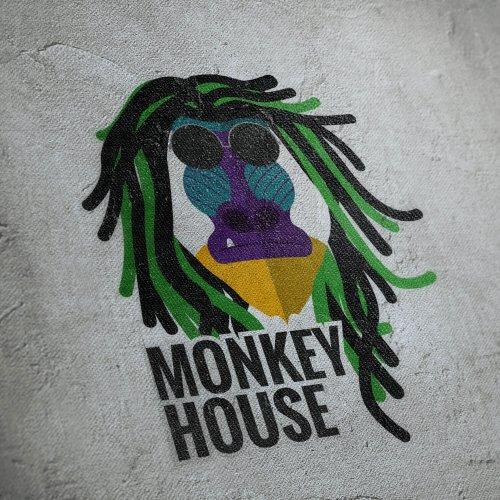 Logo Design und Erstellung Monkeyhouse