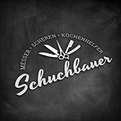 Logo Design und Erstellung Schuchbauer Würzburg